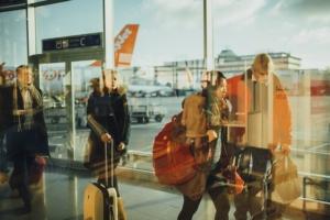 Flughafen Köln Ankunft